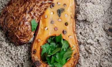 The butternut squash of Alain Ducasse