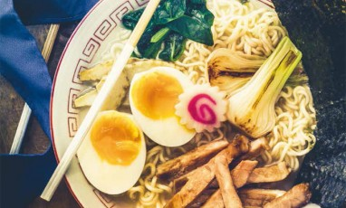 Ramen: the fab Japanese soup