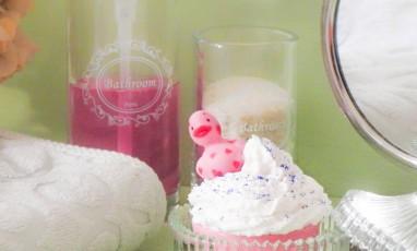 Des savons « comme des cupcakes »