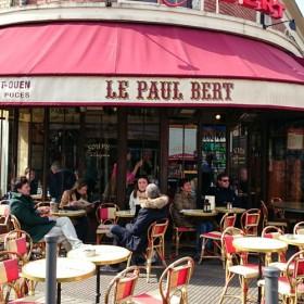 Bistrot Vintage Et Terrasse Plein Soleil Au Cafe Paul Bert