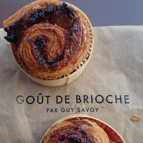 The 3-star brioches of Guy