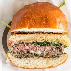 Blend, le burger-joint comme à Brooklyn