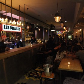 Les Piaules, the new spot for encounters