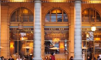 Nemours Le Cafe De Flore Du Palais Royal