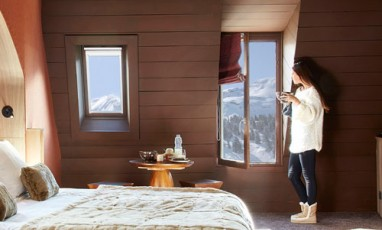 The « Fermes de Marie » gang is opening a small hotel in Avoriaz !