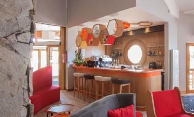 A design hotel for ski lovers: Le Royal Ours Blanc