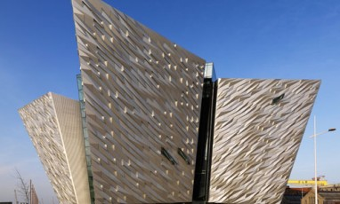 TITANIC BELFAST: a brunch and an exhibition as though you were with Jack