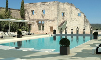 Le vieux Castillon, REVIVAL of Mick Jagger's favorite hotel !
