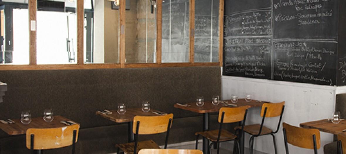 116 bar restaurant