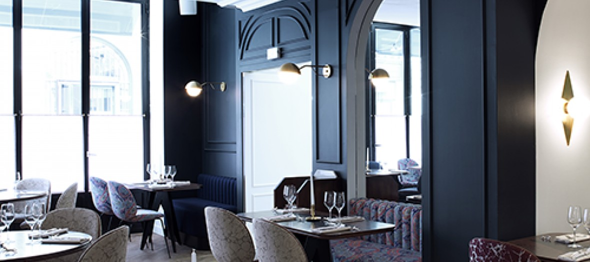 Hotel Bachaumont salle interieur