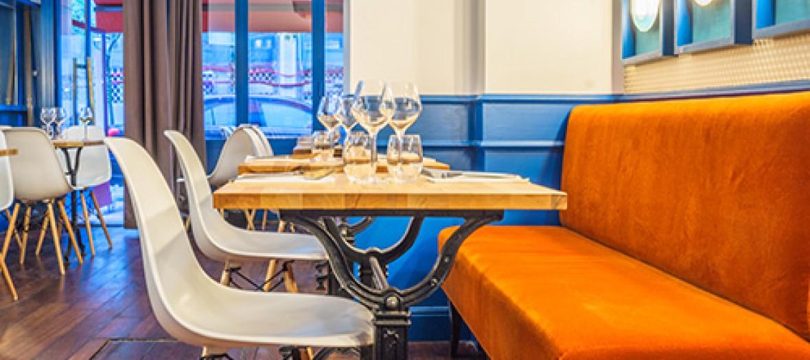 Escudella salle restaurant