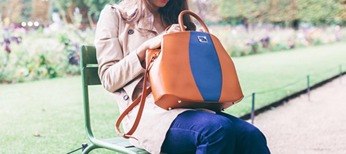 Claritone park handbag