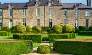 A very « DOWNTON ABBEY » princess escapade at Château de La Ballue