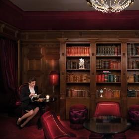 Un Bar D Hotel Cocotte Et Canaille Maison Souquet