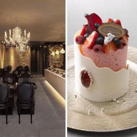 Cafe Pouchkine Une Nouvelle Bonbonniere A Saint Germain
