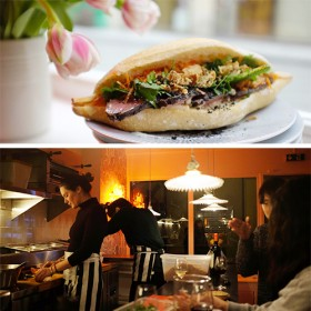 Miss Banh Mi La Maison Des Sandwichs Viet Hyper Girly
