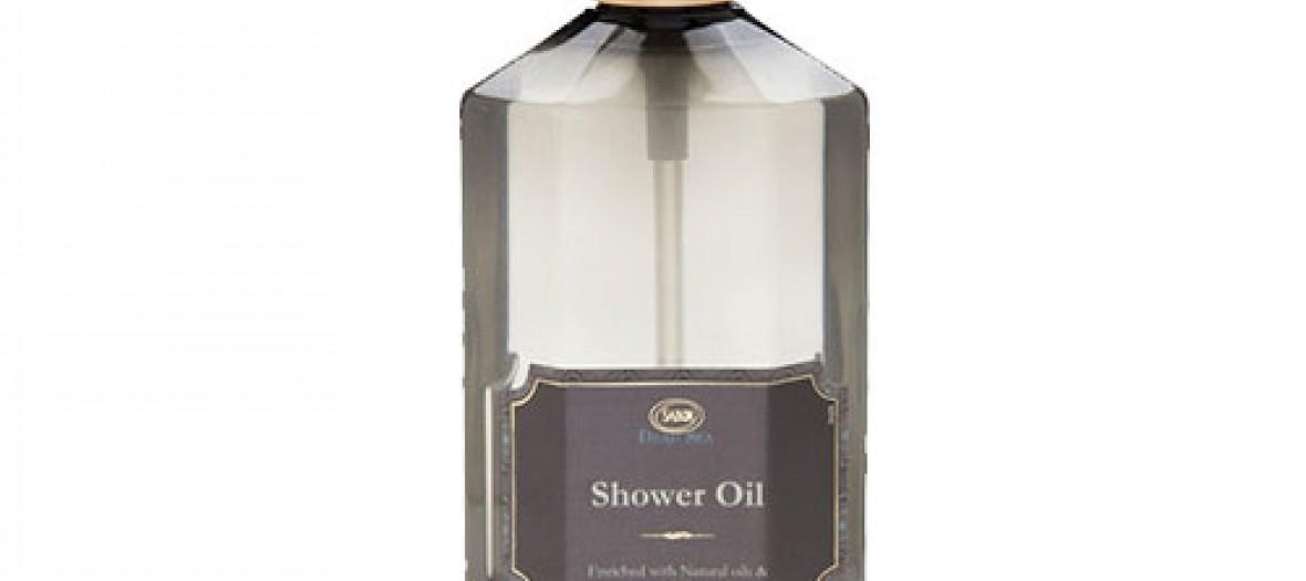 Une huile pour être propre et douce