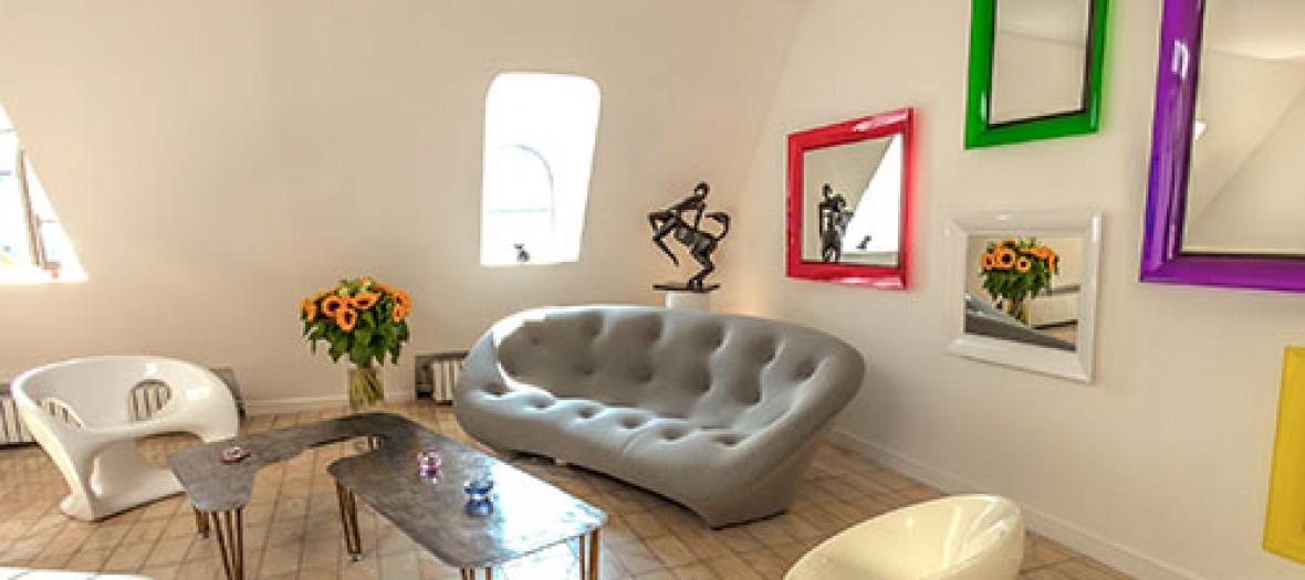 Studio Olivier Gay : mon appartement dédié au regard