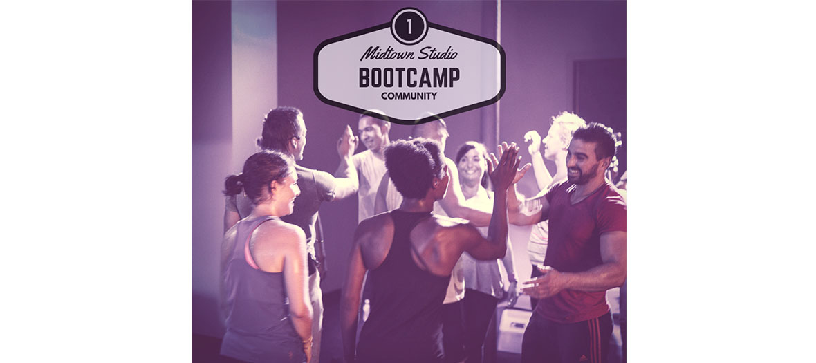 Session sport Bootcamp Midtown Studio