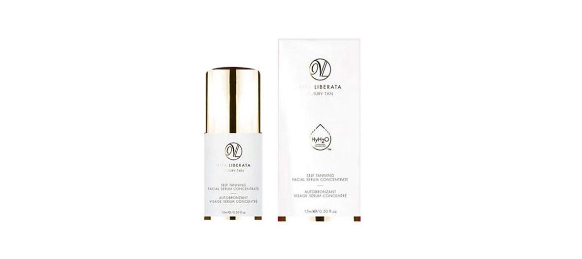 Tanning cream and Serum Vita Liberata
