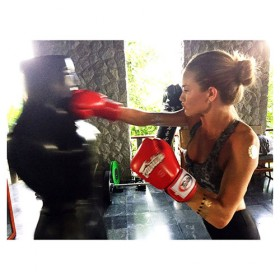 La Lady Boxe des fit-girls