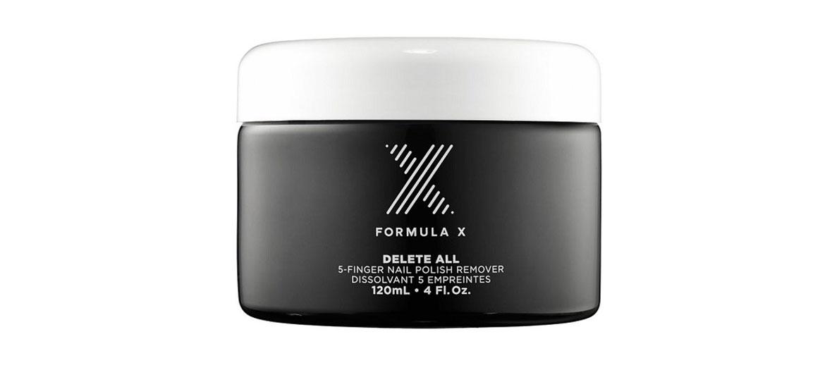 dissolvant Formula X