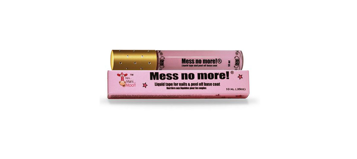 Mess no more par Mini Mani Moo