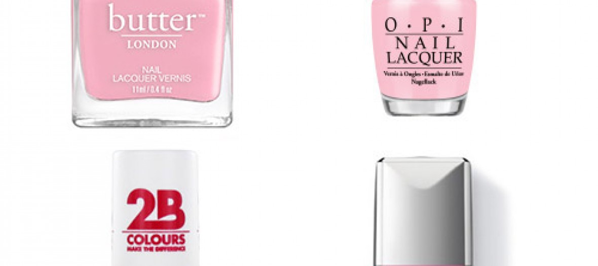 Vernis Ongles Rose Dior Opi Butter London 2b Colours 1