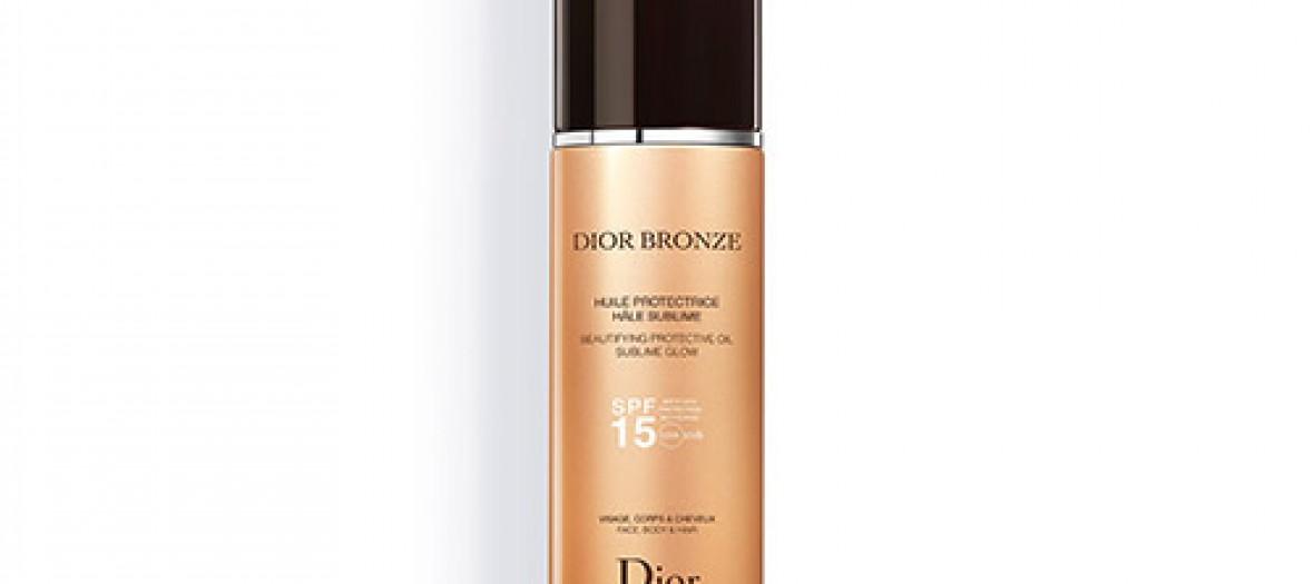 Huile Bronze Dior