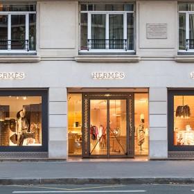 Boutique Hermes Exterieur