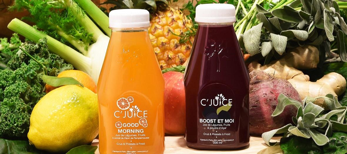 jus de la cure C'Juice