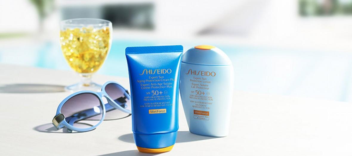 Lait Expert Sun Shiseido