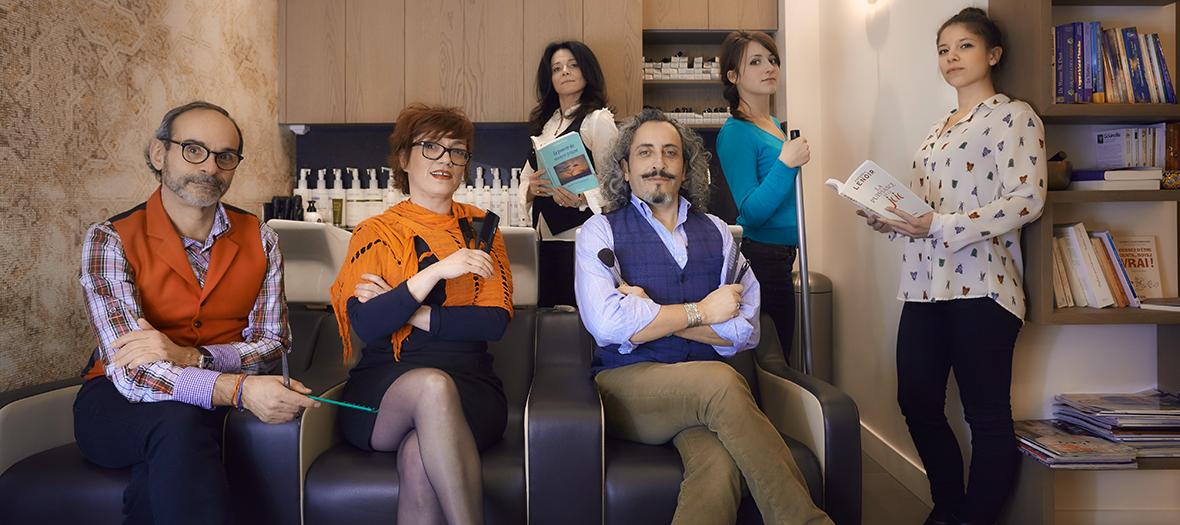 Corinne vincent le meilleur coiffeur du 7e arrondissement for Salon de coiffure qui recherche apprenti