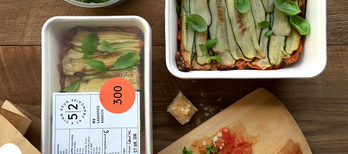 lasagnes de légumes veggie et sans gluten