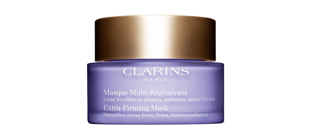 regeneratin clay mask by Clarins