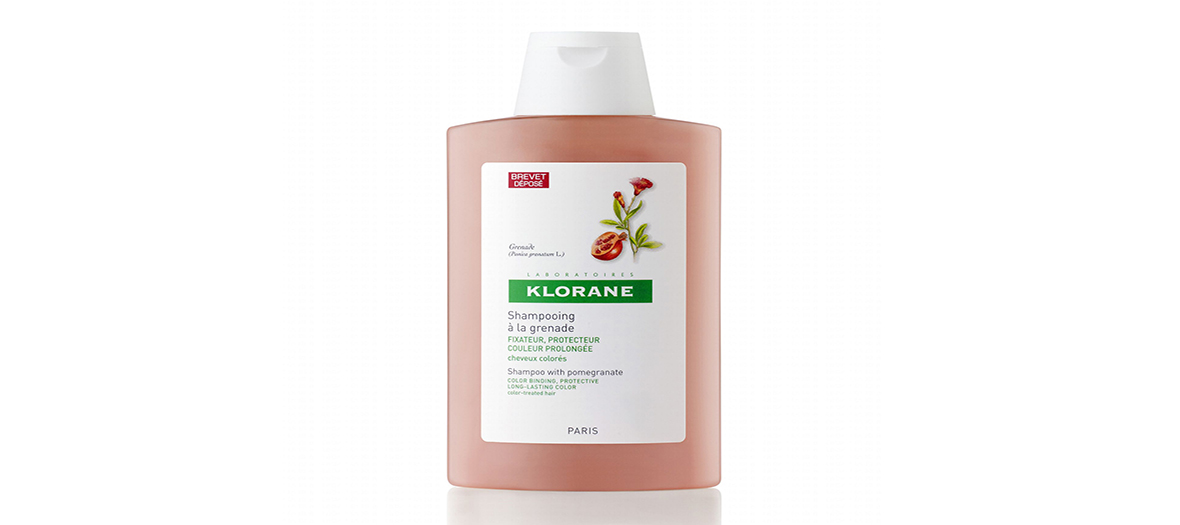 Treatment shampoo by Klorane