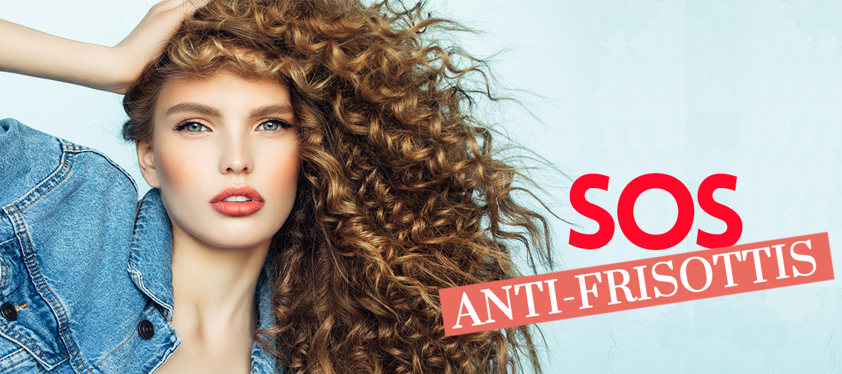 Care for smooth, curly, brittle, damaged hair