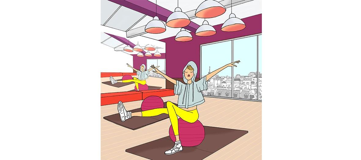 gym conseil paresseuse