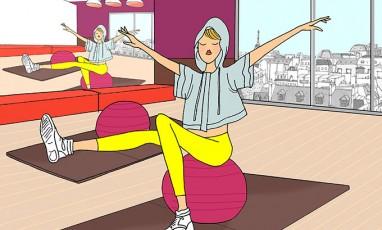 Les gyms de paresseuses pour mincir illico !