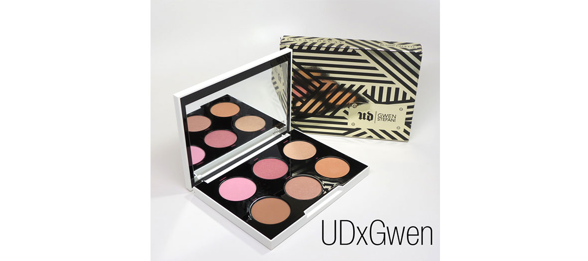 Urban Decay make up palette