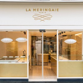Boutique la Meringaie à Paris