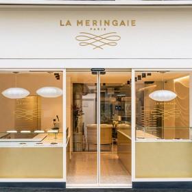 La Meringaie shop in Paris