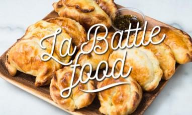 Empanadas Food Battle