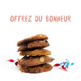 Cookiz par Le Zeste, le Uber du cookie