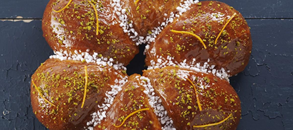 "The most ""gourmet crispy"": Cyril Lignac"