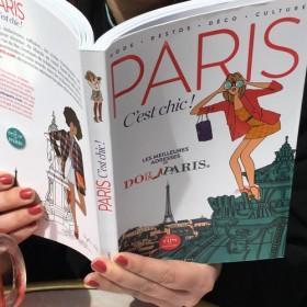 City guide paris cest Chic ouvert