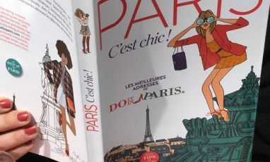 City guide Paris cest chic opened