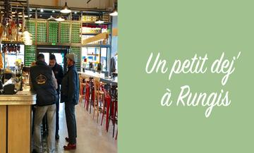 Rungis Cantine Du Troquet