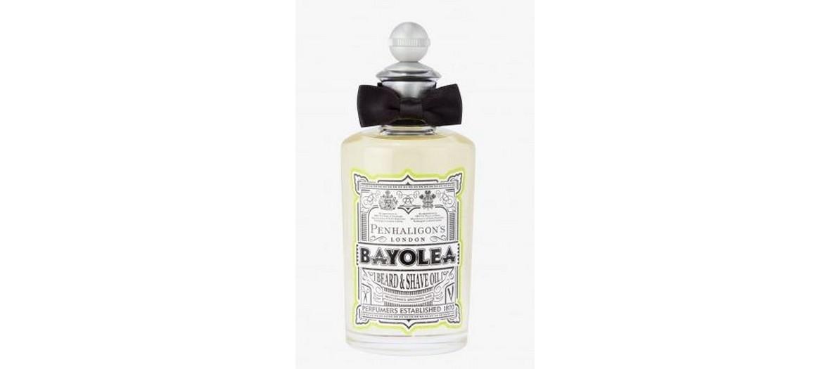huile de rasage bayolea
