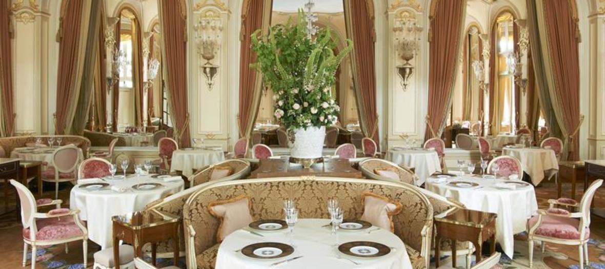 Ritz restaurant la table de l'espadon